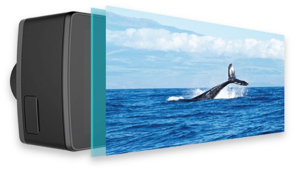 Xiaomi Yi 4K+, video 4K 60fps