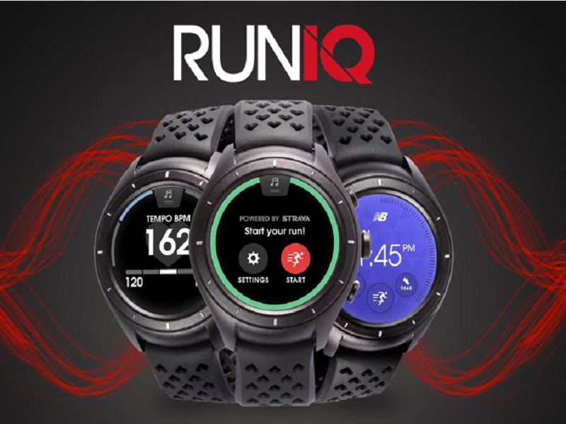 relojes deportivos con Android Wear 2.0