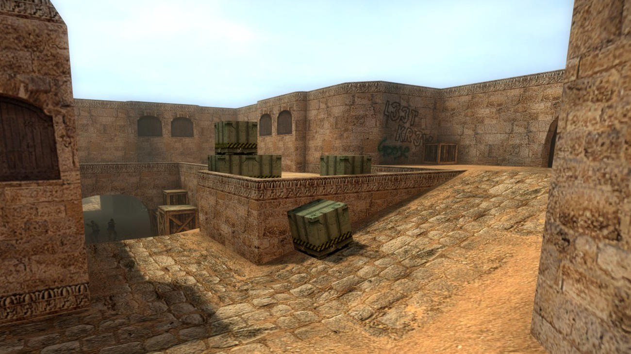 Dust 2 Counter Strike