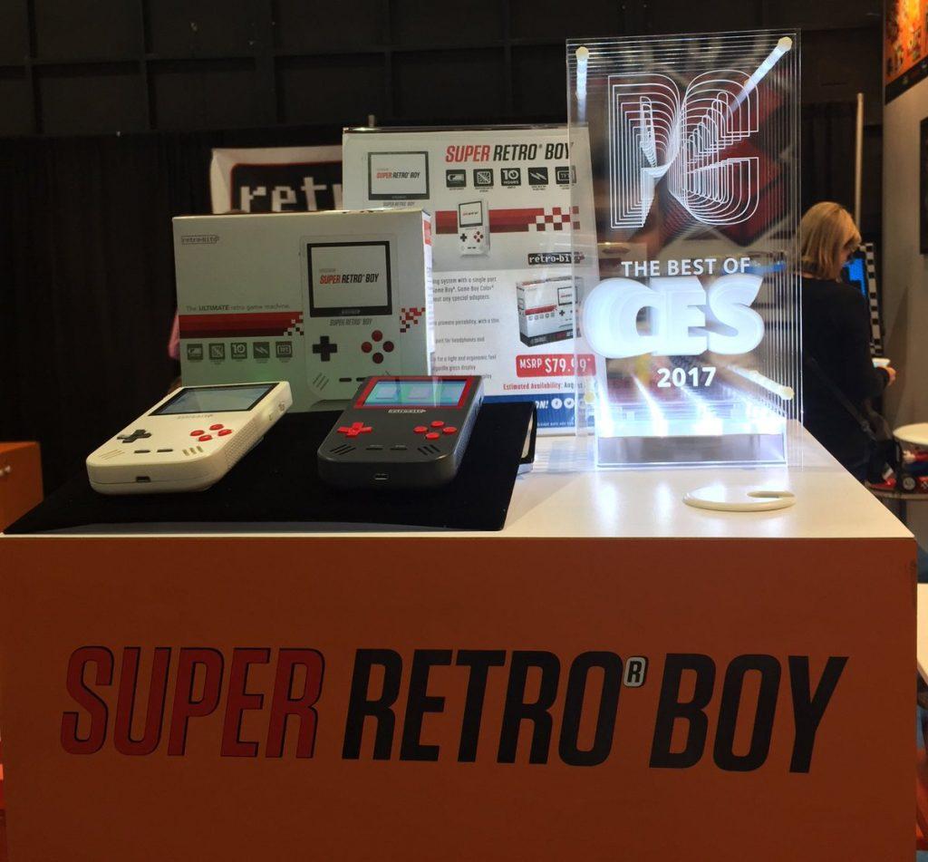 super-retro-boy-award