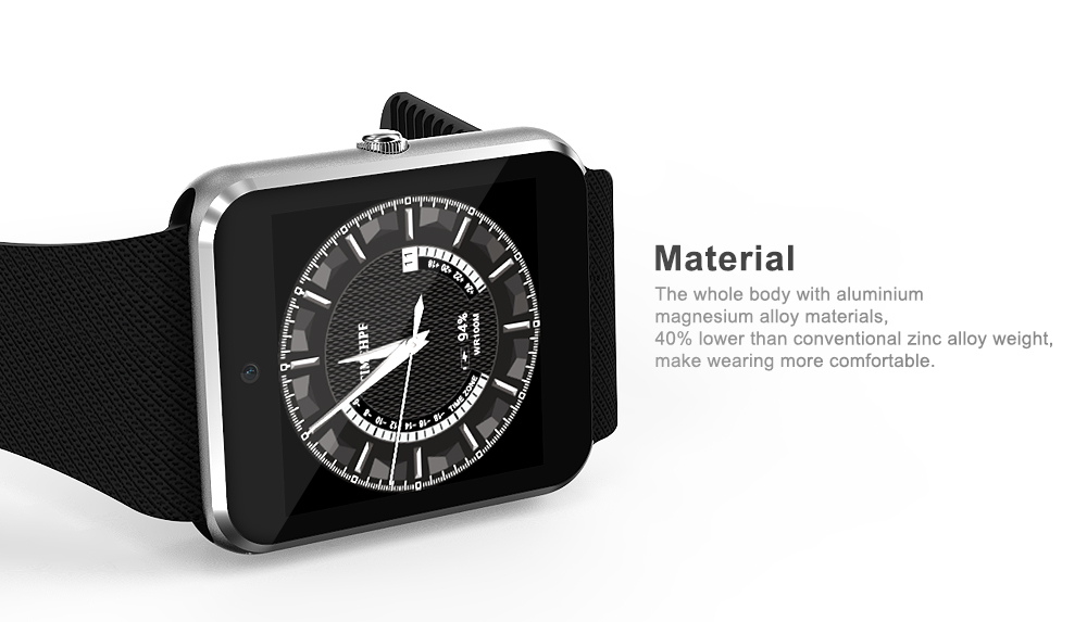 Aiwatch QW08 Material