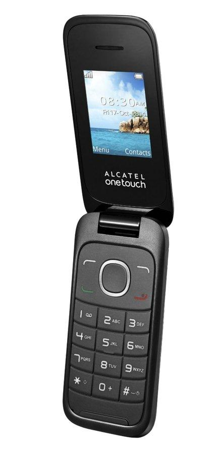 Alcatel one touch 1035, diseño