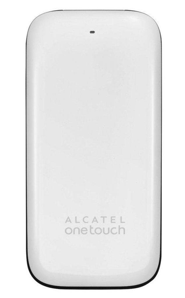 Alcatel one touch 1035, indicador LED