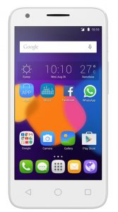 Alcatel one touch pixi 3 Pantalla