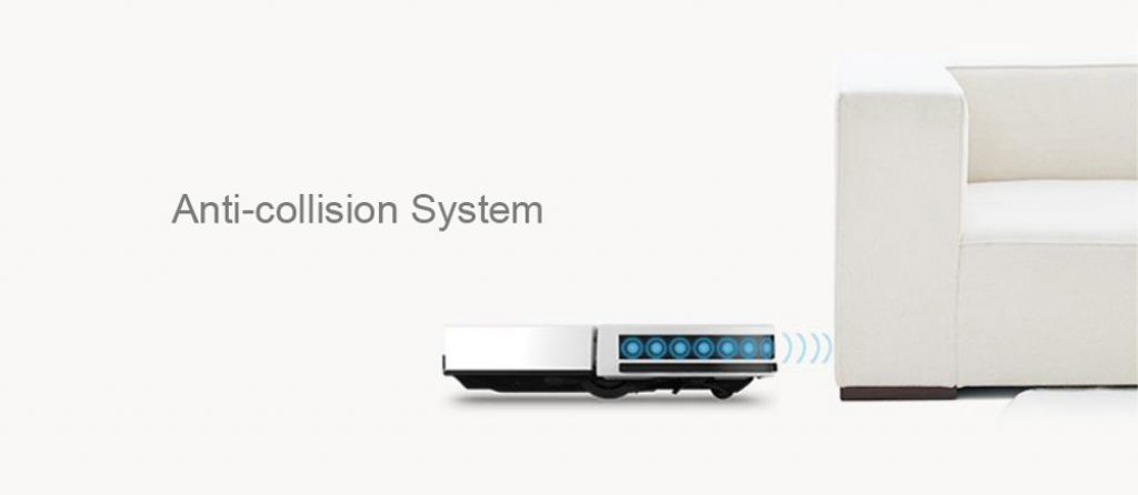 Chuwi iLife V7S Pro, sensores