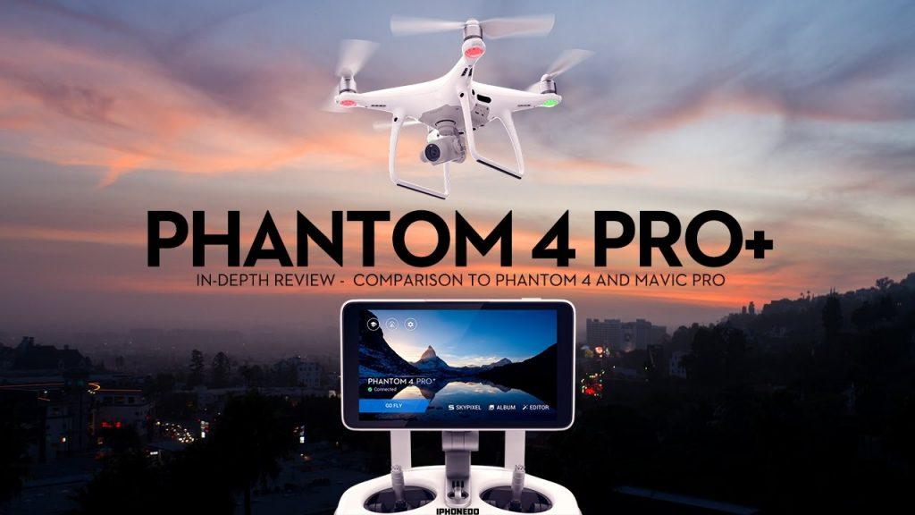 DJI Phantom 4 Pro+