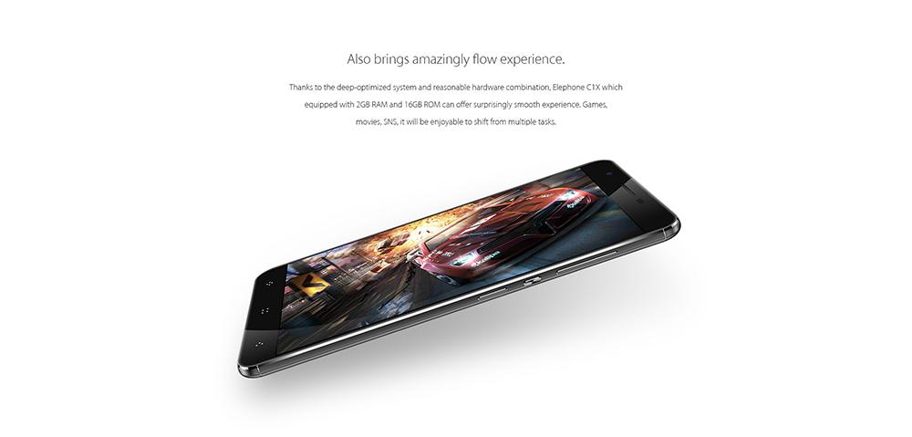 Elephone C1X EspecificacionesElephone C1X Especificaciones