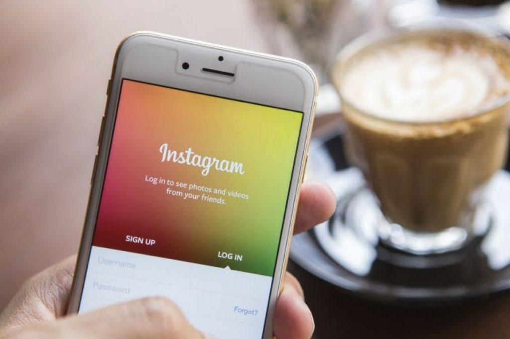 Galerías de fotos en Instagram