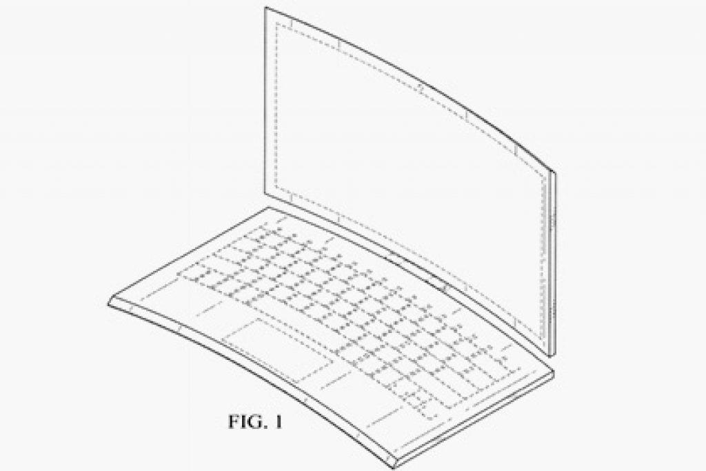 Pantalla curva Intel