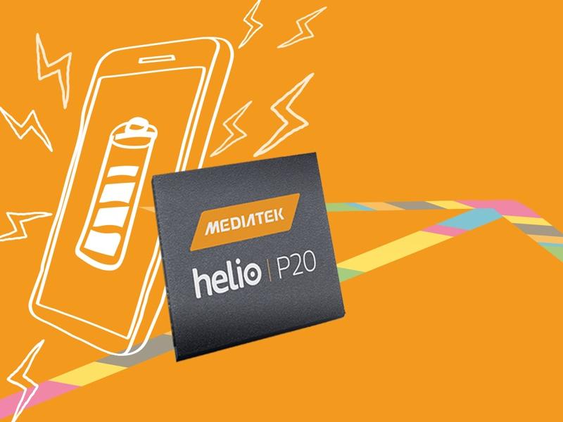 Helio P20 Samsung con procesador de Mediatek