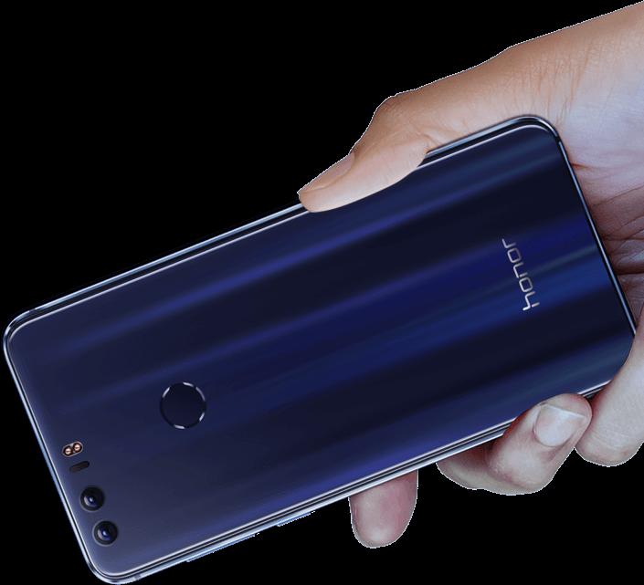 Huawei Honor 8 Premium Diseño y construcción