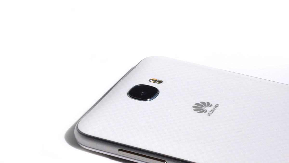 Huawei Y6 II Compact Cámara
