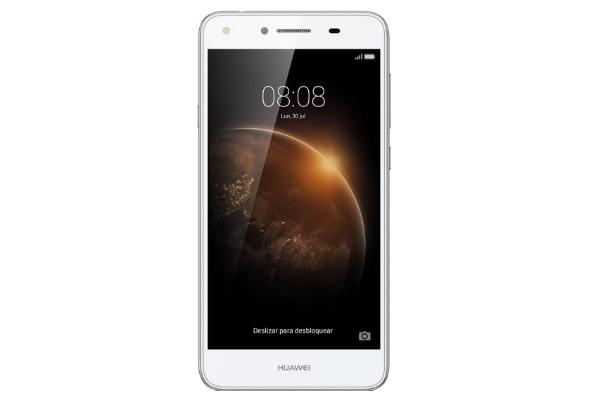 Huawei Y6 II Compact parte frontal