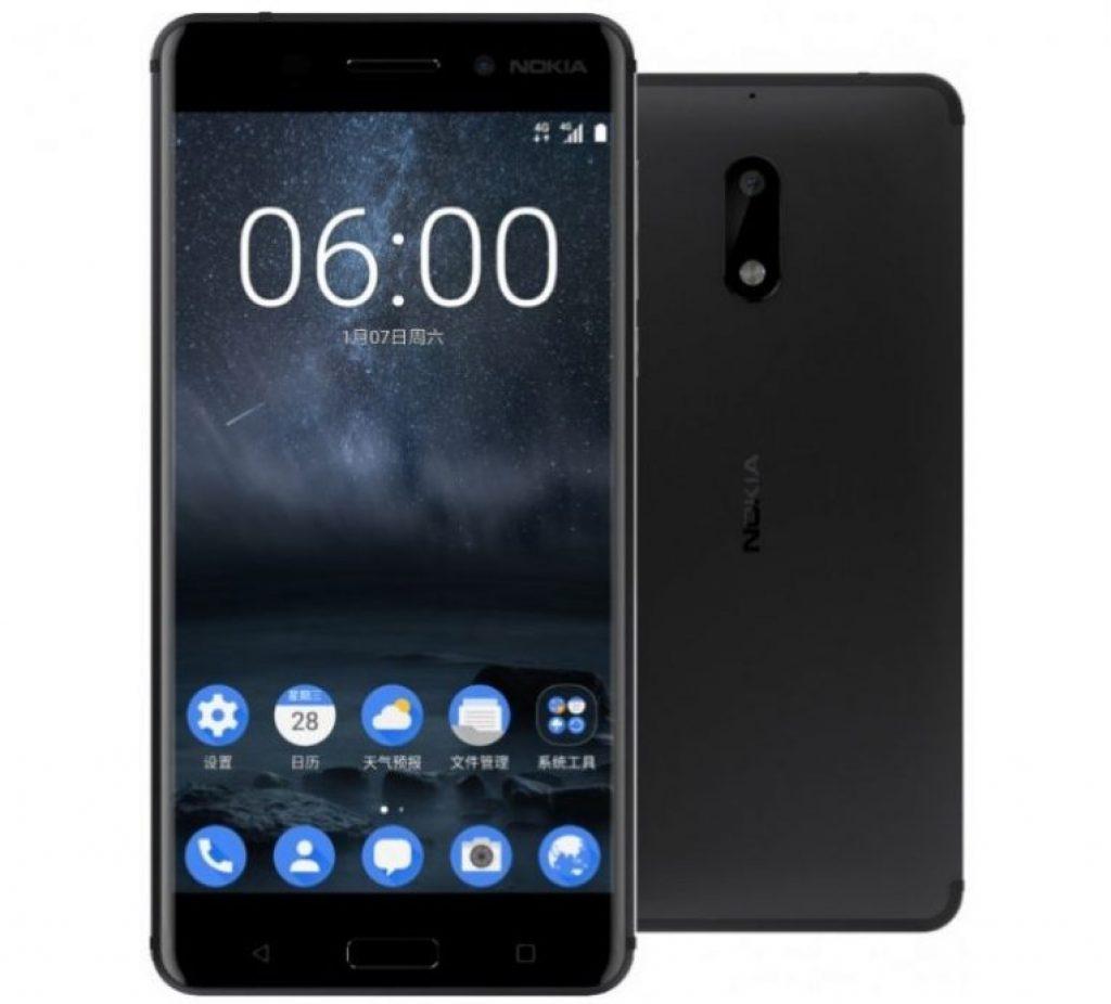 Nokia 6, smartphone