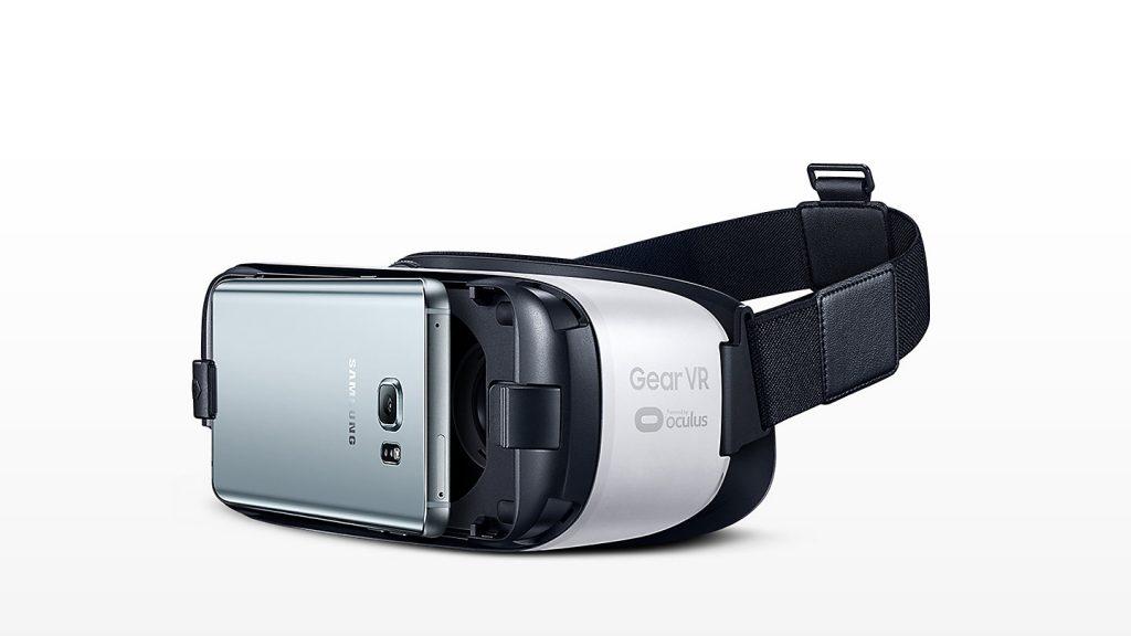 Samsung Gear VR 2017, comptible con Galaxy