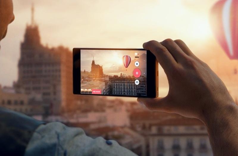 Los Sony Xperia de gama alta gozan de las mejoras cámaras