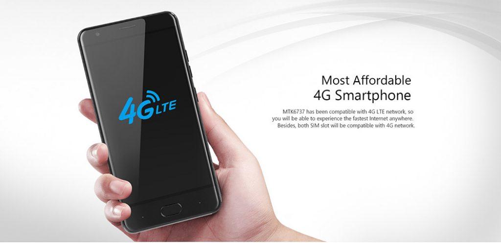 Ulefone U008 Pro, 4G