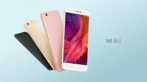 Xiaomi Mi5C, procesador