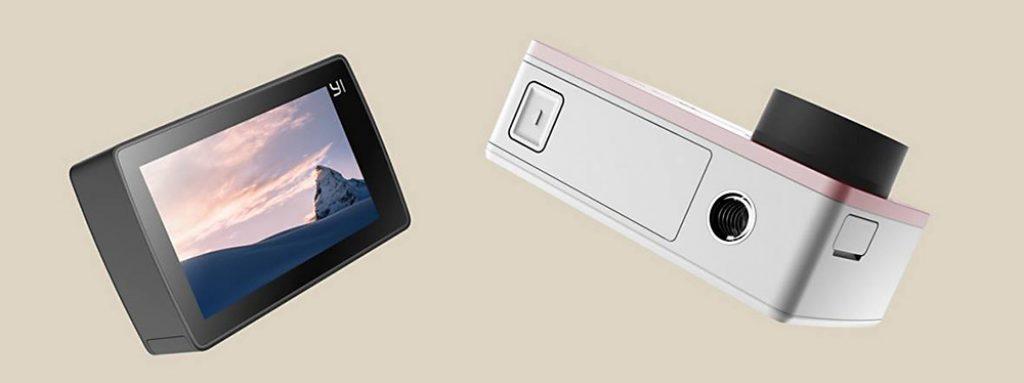 Xiaomi Yi II, diseño