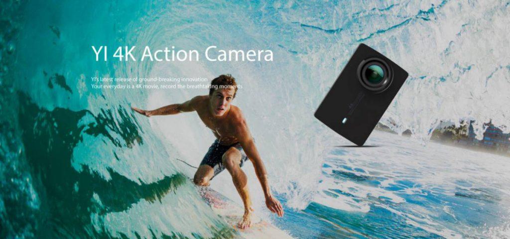 Xiaomi Yi II, cámara