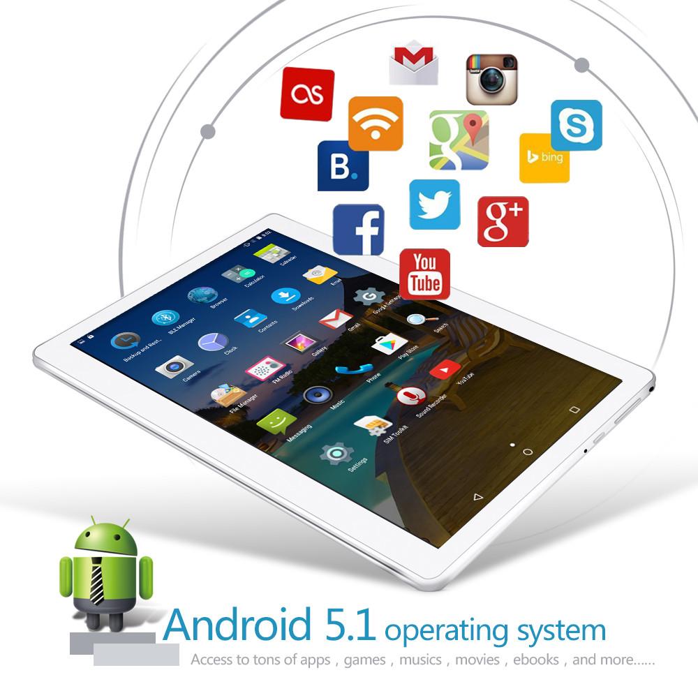 Yuntab K107 Sistema operativo