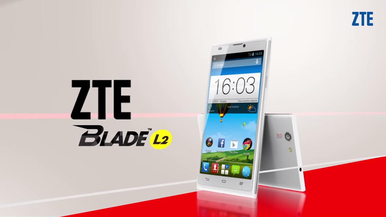 ZTE Blade L2 Características