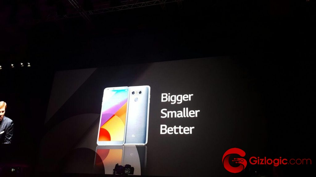 LG G6 MWC 2017 6
