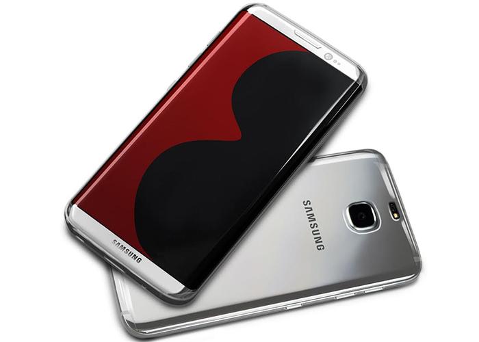 Primeras imágenes del diseño de Galaxy S8