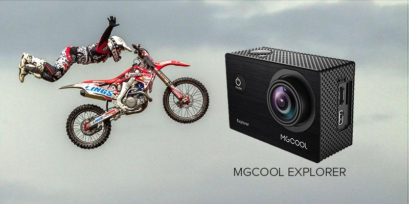 MGCOOL Explorer, una cámara de acción 4KUHD