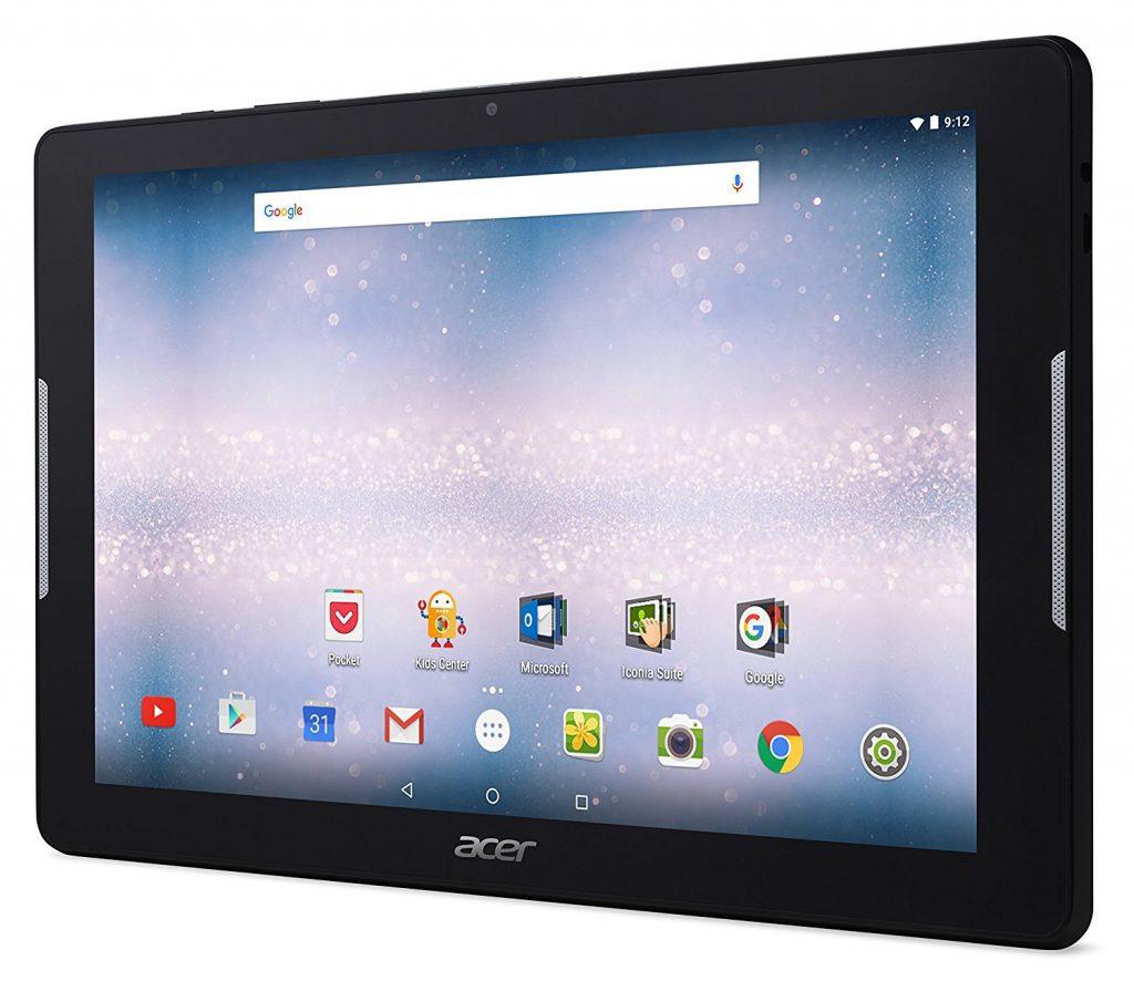 Acer Iconia B3-A30 K16R, diseño