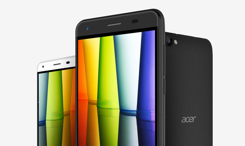 Acer Liquid Z6E Pantalla