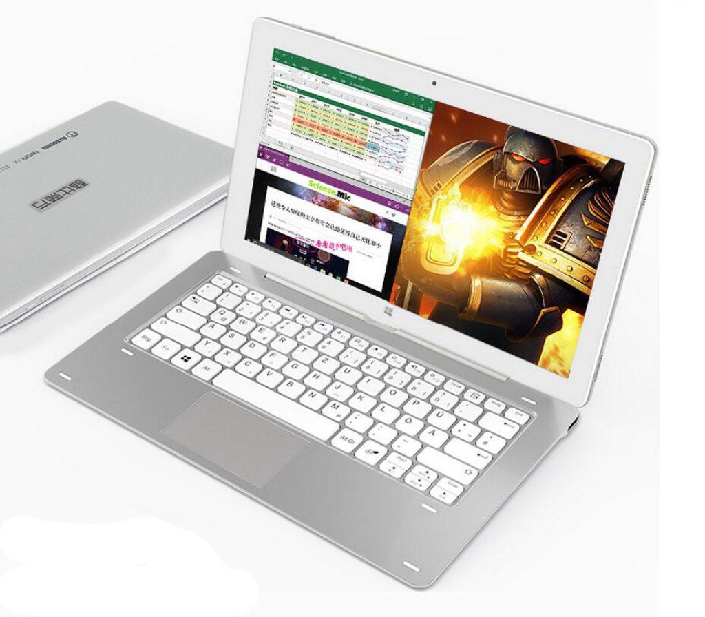 Cube iWork 1X, teclado