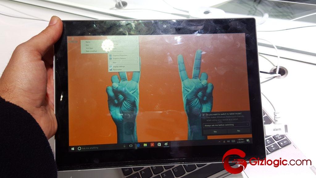 Gizcomputer-Lenovo Mix 320