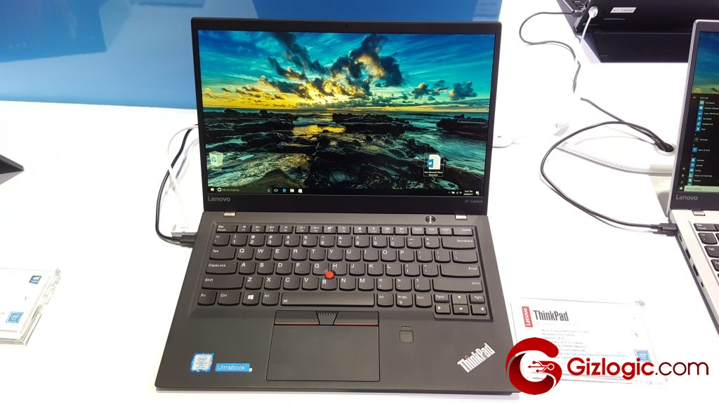 Gizlogic-Lenovo Thinkpad X1 Carcon 2017 5ª Gen