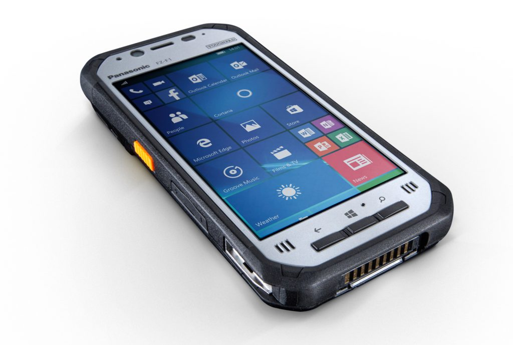Panasonic Toughpad fz f1