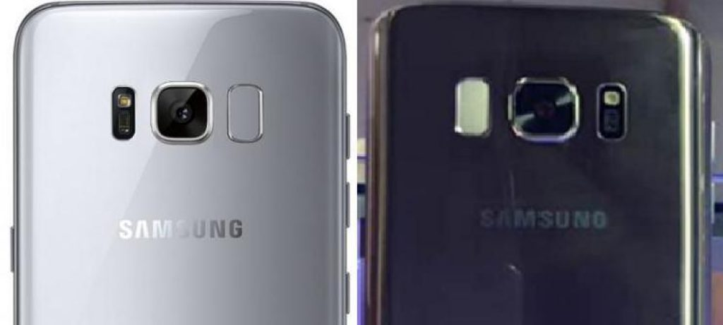 Galaxy S8 falso