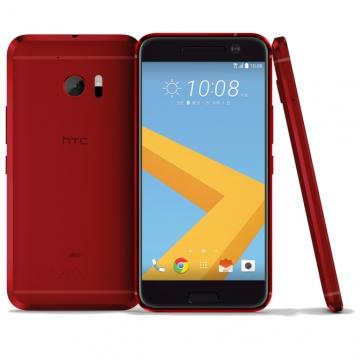 HTC 10 en rojo