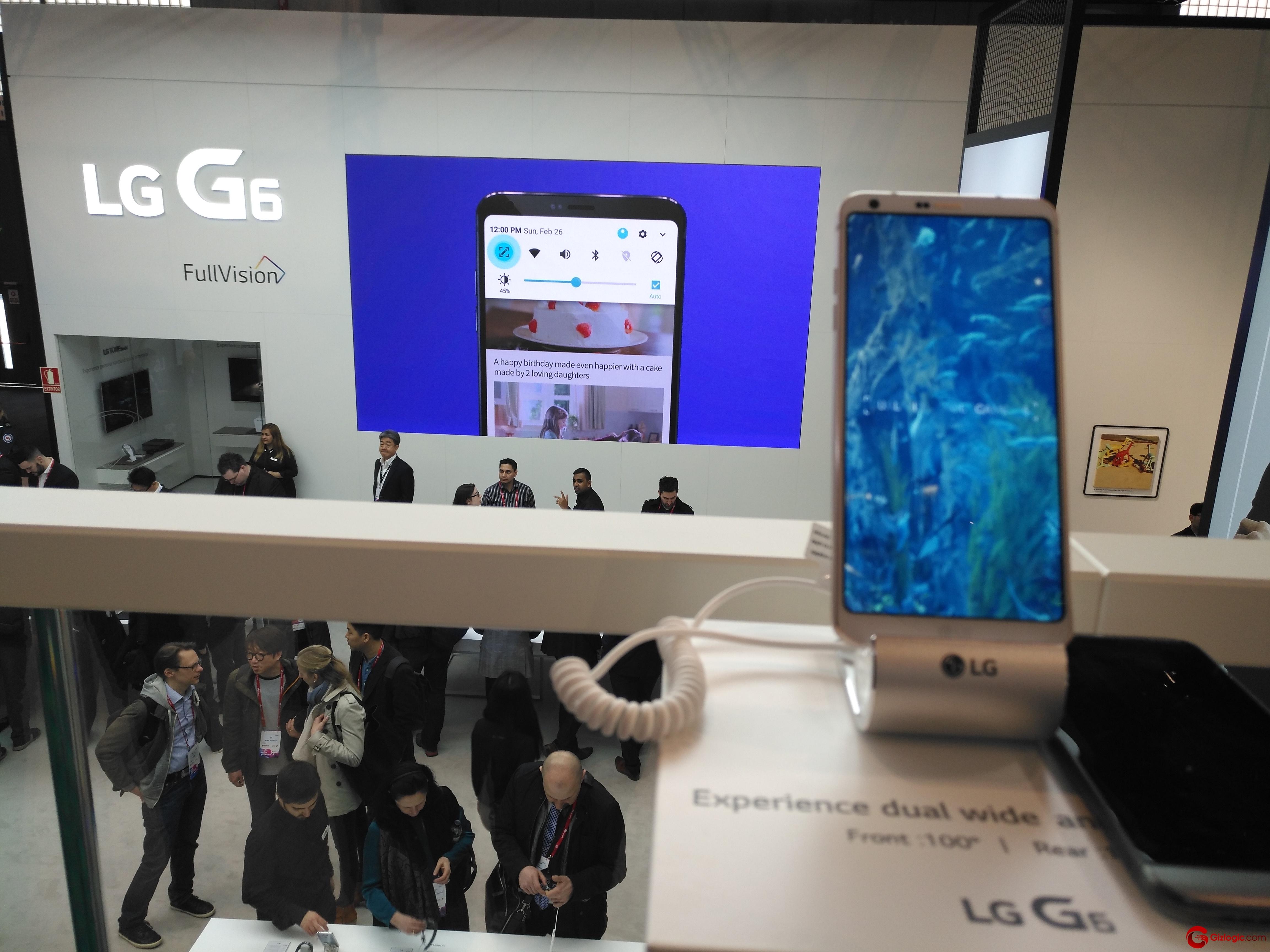 LG MWC 2017