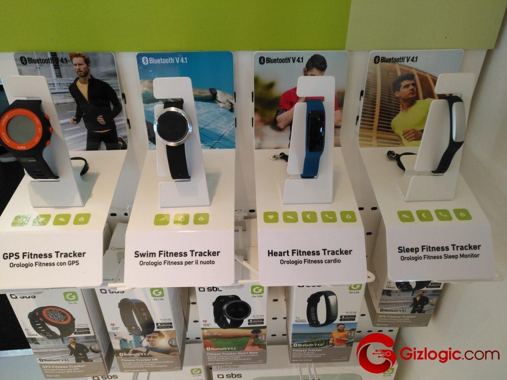 Reloj Fitness con GPS integrado