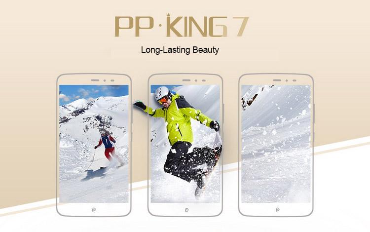 PPTV King 7 muestra