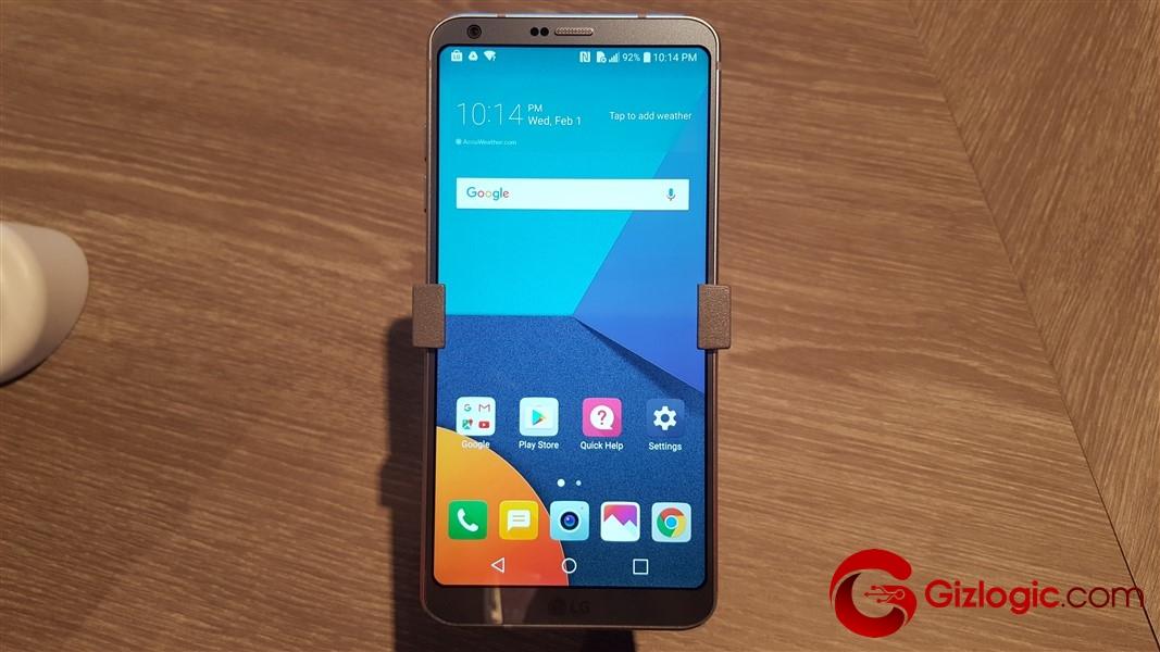 LG G6 en España