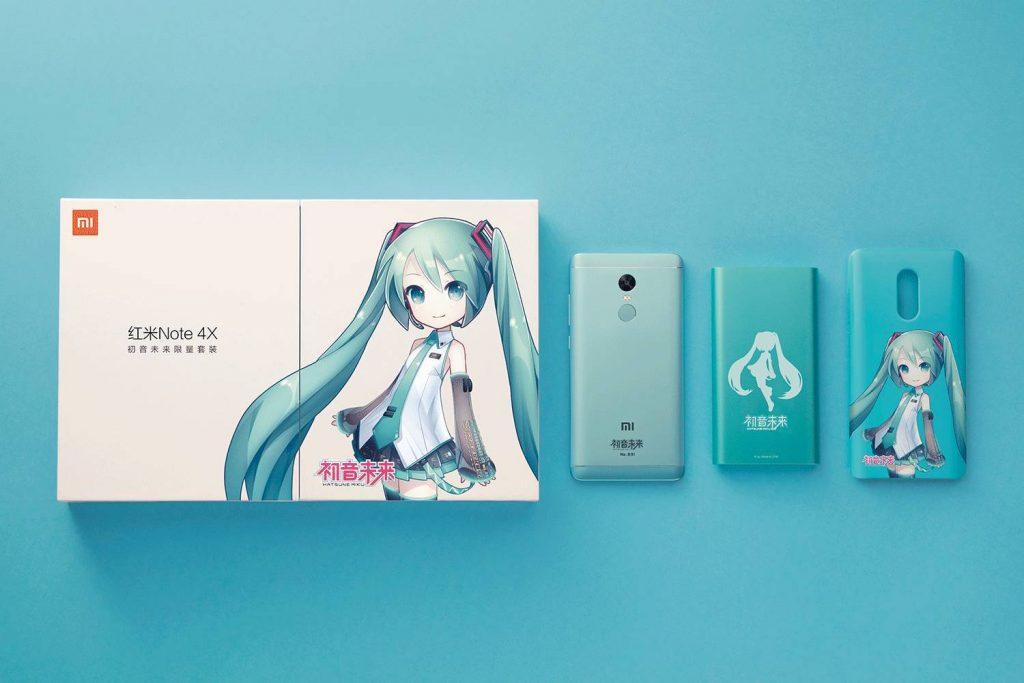 Xiaomi Redmi Note 4X, batería