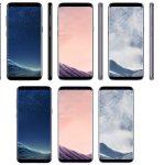 precio del Samsung Galaxy S8 colores