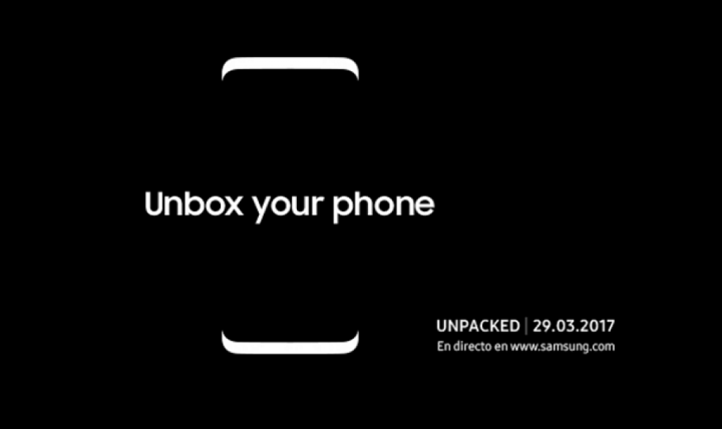 Samsung Galaxy S8 presentación