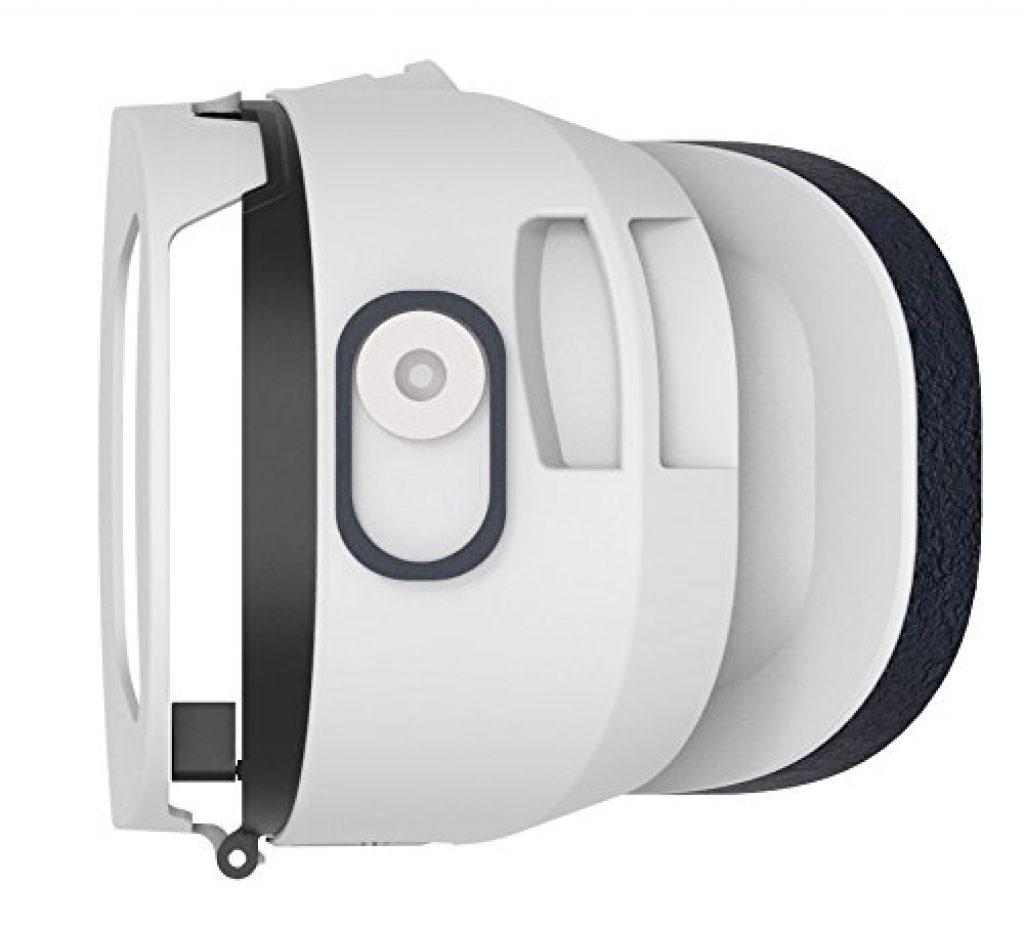 Wolder VR Glasses, ángulo de visión
