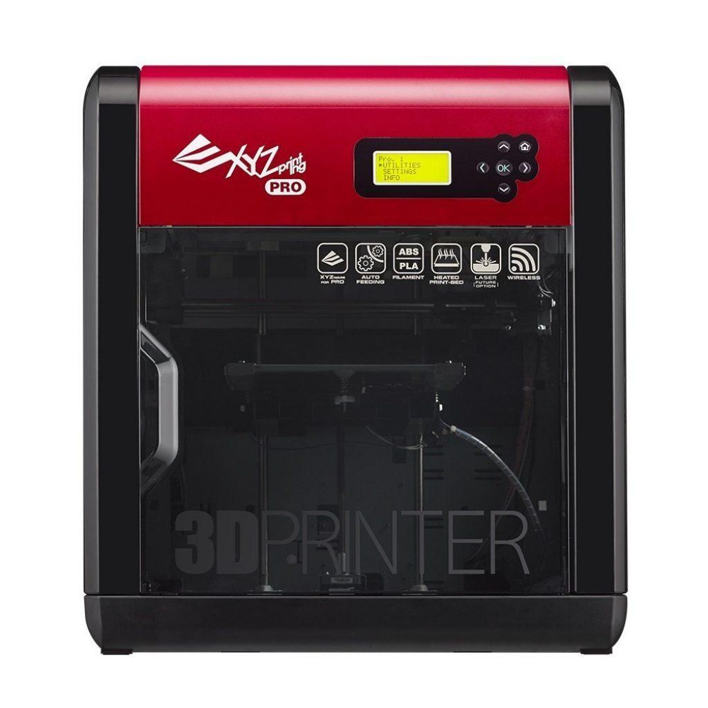 XYZprinting da Vinci Junior 1.0 Pro, grabador adicional