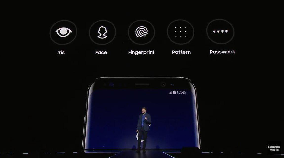 Problemas del Galaxy S8