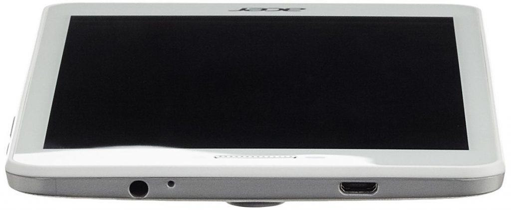 Acer Iconia Talk 7, puertos