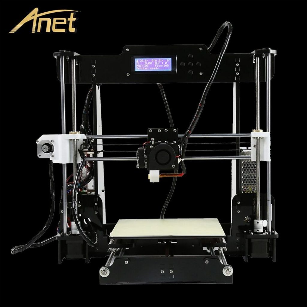 Anet A8, firmware