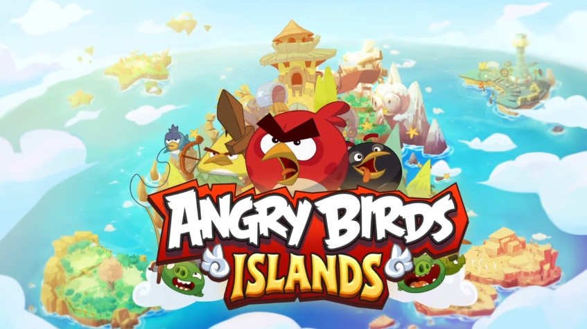 Angry Birds Islands